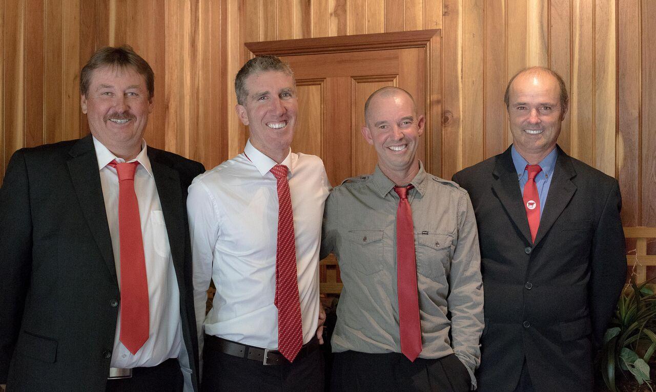 2017 Aussie Reds Board